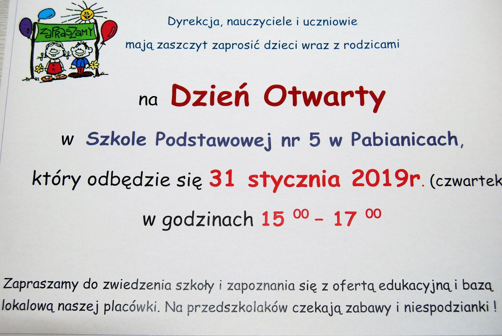 8d0d8a1d5b Szkoła Podstawowa nr 5 w Pabianicach im. Grzegorza Piramowicza